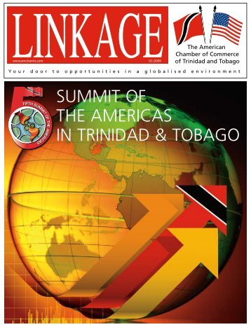 Summit of the AmericAS in trinidAd & tobAgo - The American ...