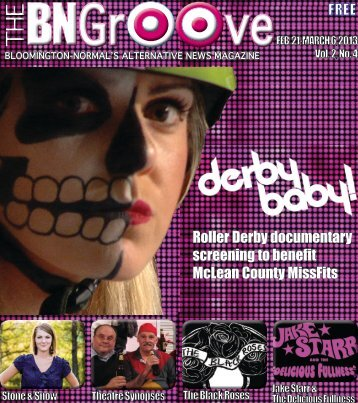 feb. 21-march 6, 2013 edition - The BN Groove