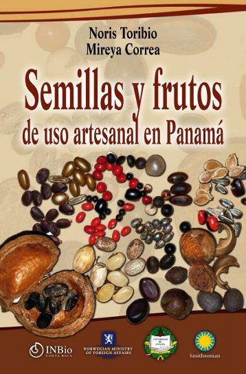de uso artesanal en Panamá - Instituto Nacional de Biodiversidad
