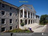JMU's Wayland Hall: VSBN's Greening Virginia Universities ...