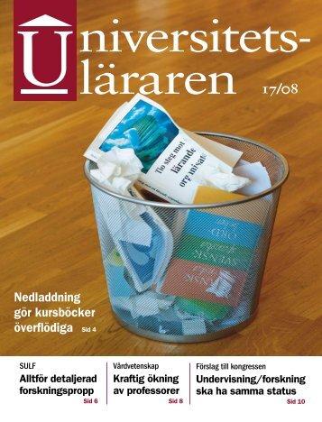 Tidningen som pdf - SULF