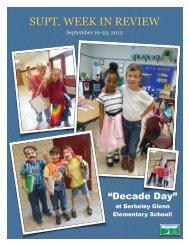 September 16-22, 2012 - Waynesboro Public Schools