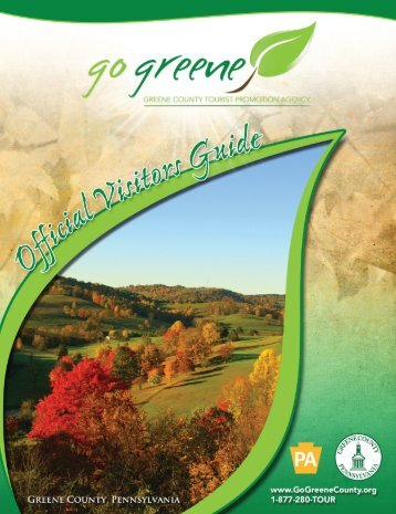 Greene County Visitors Guide - Greene County Tourism