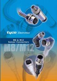 M8 & M12 Sensor Connectors