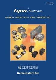 IEC-Stecker mit Filter