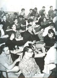 Classes - Harding University Social Club Scrapbooks