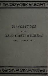 Download Volume 1 here - Electric Scotland