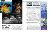 Scuba Diving Magazine - Terry Ward