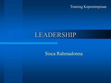 Bidang Kemahasiswaan LEADERSHIP.pdf - Staff UNY