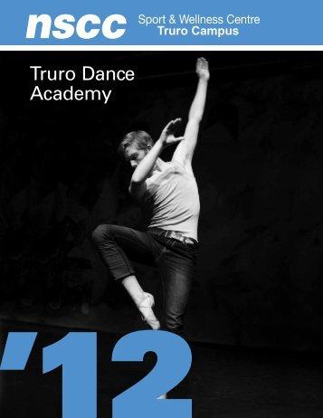 Truro Dance Academy Brochure