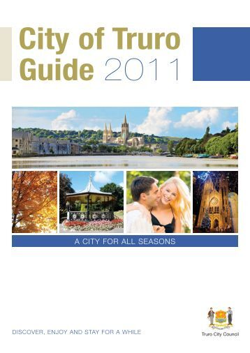 A CITY FOR ALL SEASONS - Truro - Truro City Council