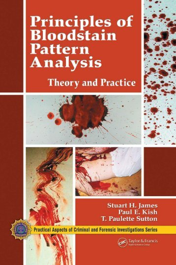 forensic science bloodstain pattern analysis
