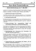 Info Blat 02-2007 - Bourscheid - Seite 5