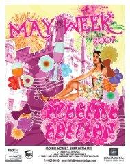May Week 2007 - The Cambridge Student - University of Cambridge