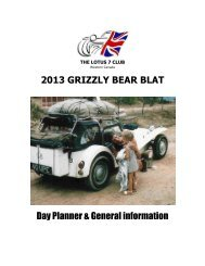 2013 GRIZZLY BEAR BLAT Day Planner & General ... - 7cars.ca