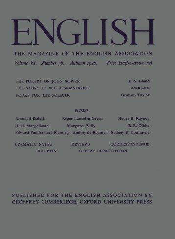 Front Matter (PDF) - English