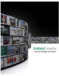 course design services - Absorb LMS