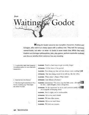 Godot - Jones College Prep