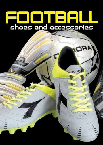 shoes and accessories - Diadora Sverige