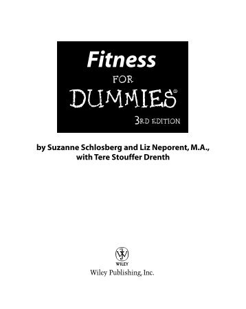 Fitness For Dummies - Get a Free Blog Here