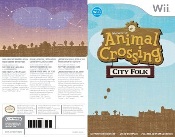 Animal Crossing - Nintendo