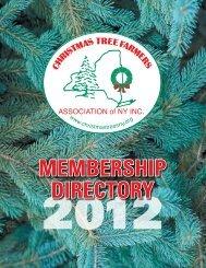 Membership directory 2012 - Welcome to CTFANY