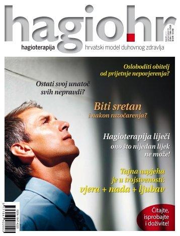 Biti sretan - Hagio.hr