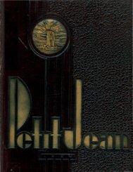 petit jean - Harding University Social Club Scrapbooks