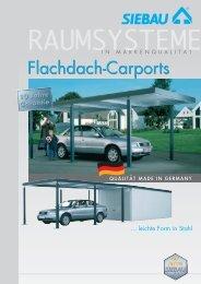 Flachdach-Carports - Youblisher.com