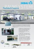 Flachdach-Carports - Youblisher.com - Seite 2