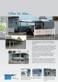 Flachdach-Carports - Youblisher.com - Seite 3