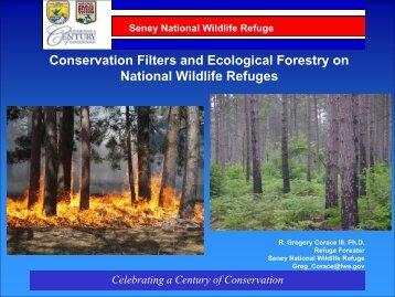 Celebrating a Century of Conservation National Wildlife Refuge ...
