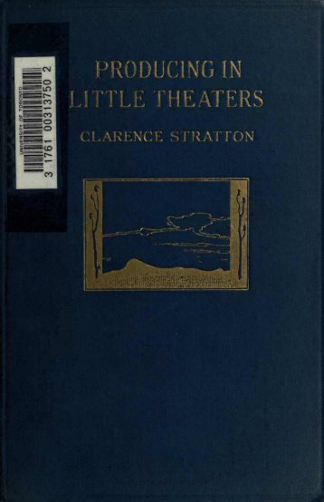 LITTLE THEATERS