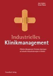 Industrielles Klinikmanagement - Unity
