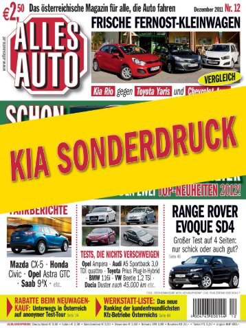 (PDF) Testbericht Rio - Kia Motors America
