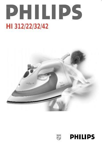 HI 312/22/32/42 - Philips