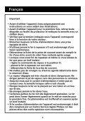 HI 312/22/32/42 - Philips - Page 4