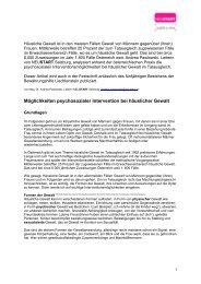 Konfrontative Täterarbeit und Opferperspektive (PDF, 68 ... - Neustart