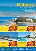 Ferienspass zum Greifen nah - Universal Flugreisen AG - Seite 2