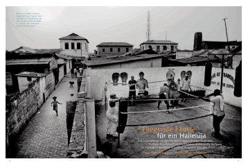 Mare – Boxen in Accra