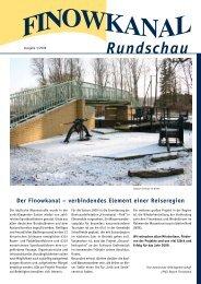 Ausgabe 3/2008 - in der Region Finowkanal