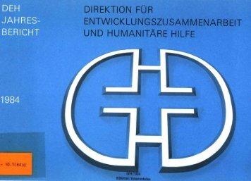 direktion für entwicklungszusammenarbeit und humanitäre hilfe - Deza
