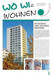 Ausgabe 04-2011 - Wohnungswirtschaft Frankfurt