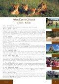 Kenya - Tanzanie - Univair - Page 3