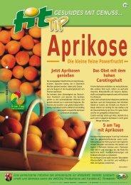 Aprikosen.pdf - Ernährungsberatung Rheinland-Pfalz