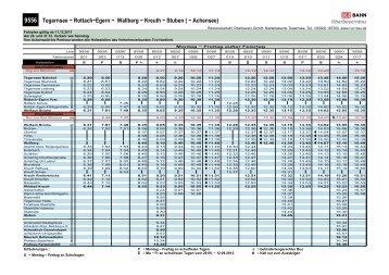 Page 1 9556 % ! Tegernsee − Rottach−Egern − Wallberg − Kreuth ...