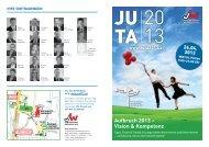 aufbruch 2013 – Vision & Kompetenz - Junge Wirtschaft Österreich