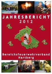 J a h r e s b e r i c h t 2 0 1 2 - BH Hartberg-Fürstenfeld - Steiermark