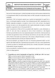 Versão para Impressão - Instituto dos Vinhos do Douro e Porto