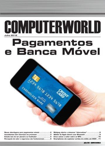 Pagamentos e Banca Móvel - Computerworld